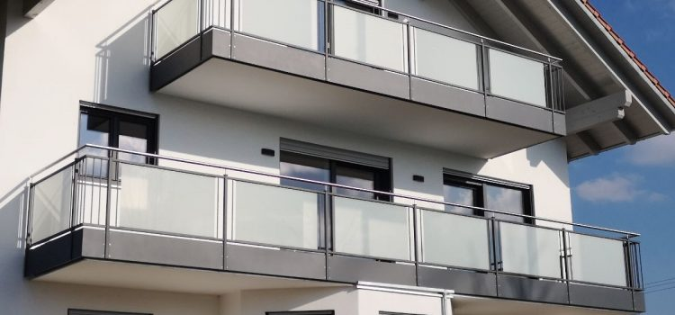 Geländer & Balkone